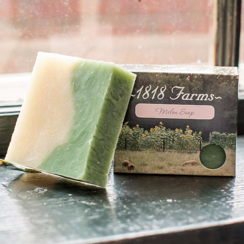 Hand Crafted Soap - Melon