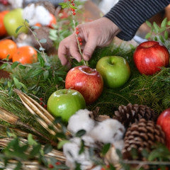 1818 Farms Holiday Wreath-Making Classes - 1818 Farms