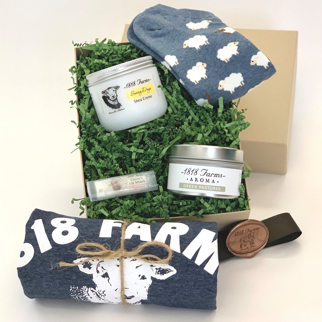 I Heart 1818 Farms Gift Box