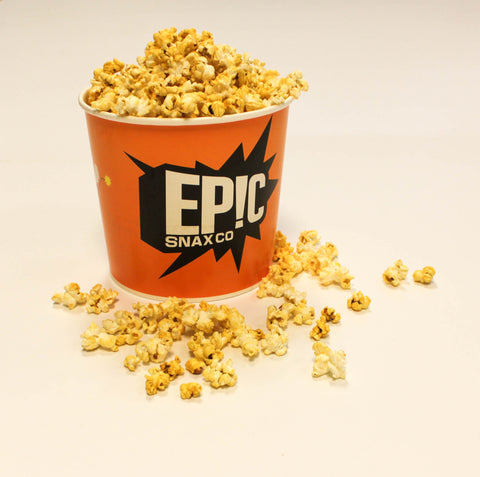 Epic Snax Chilli Popcorn Tub