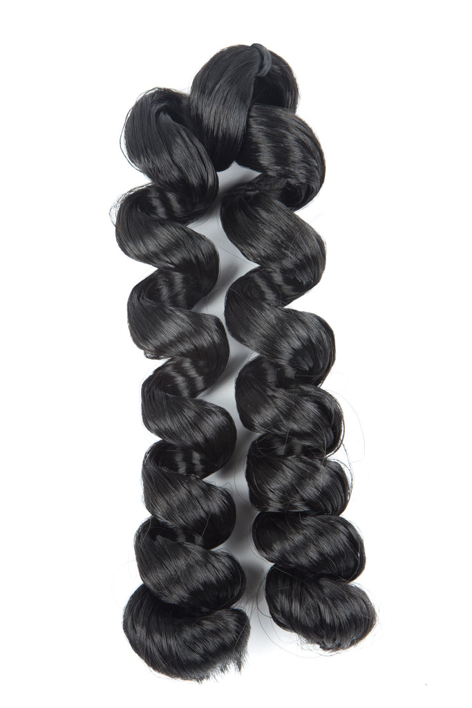 Essence Synthetic French Roll Hair Overstock