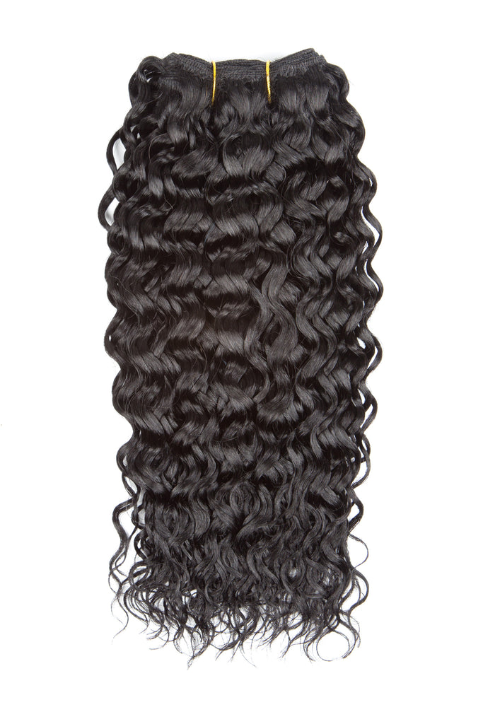 Unique Wiiv French Curly Long 12-18""