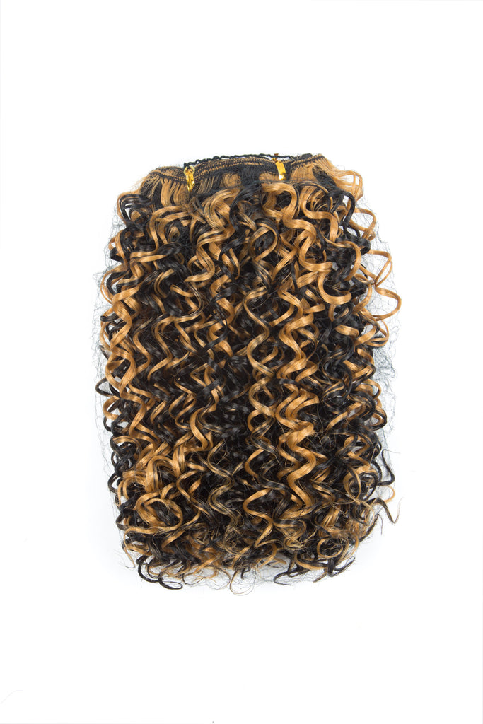 Terry French Curl Weave