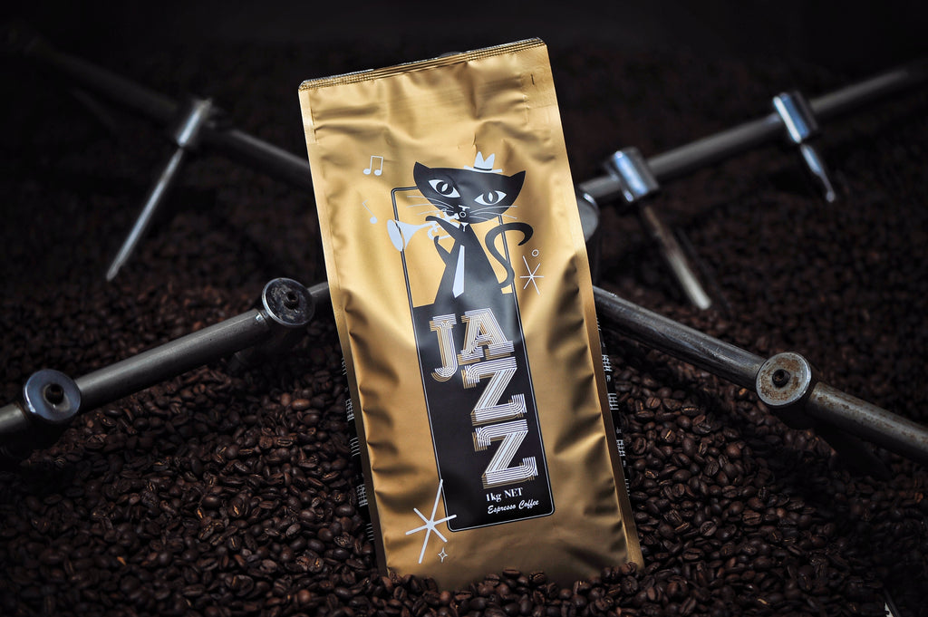 JAZZ Espresso Coffee