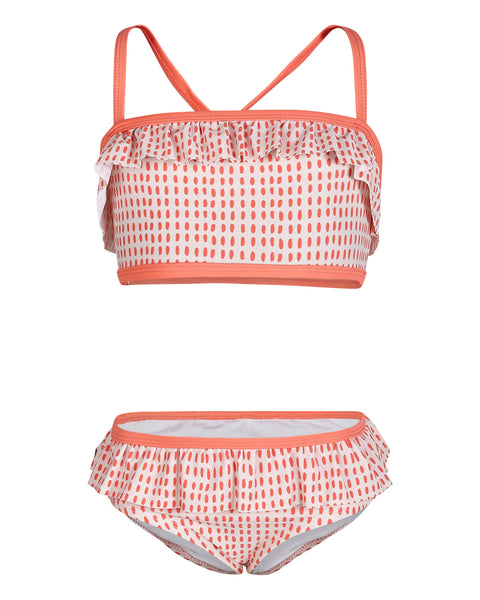 Mini A Ture Bikini - Duberry Rose