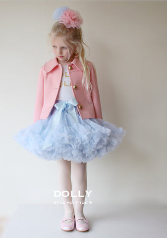 DOLLY Chiffon hair rosette