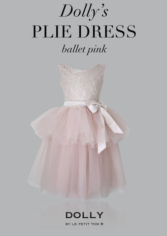 DOLLY - the Plié Dress