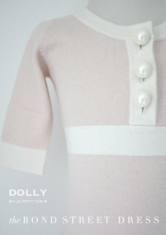 DOLLY Pearled Bond Street dress