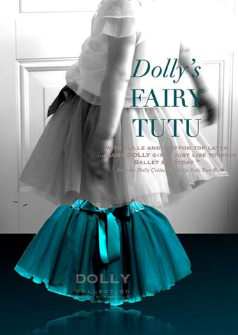 DOLLY's Fairy Tutu Emerald
