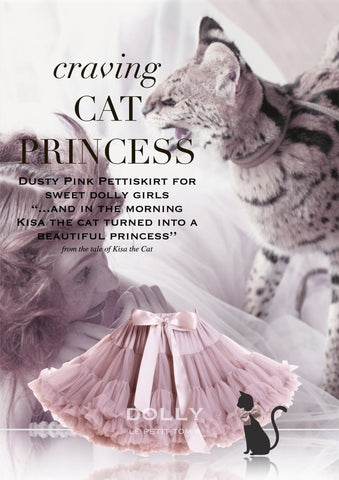 DOLLY Cat Princess pettiskirt