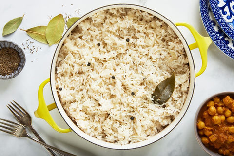 Clove and rice recipe picture