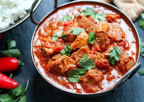 Chilli Chicken Curry