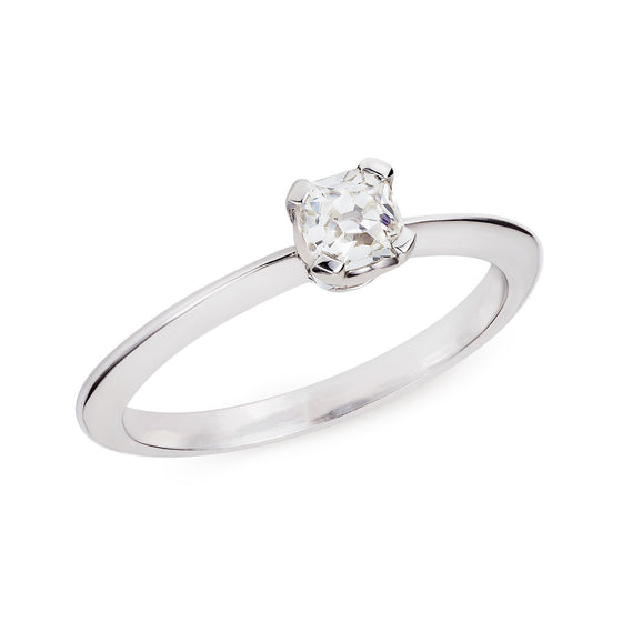 Sustainable Engagement Ring 0.30ct - Joy Everley Fine Jewellers, London