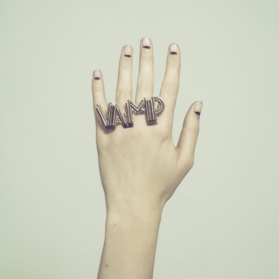 VAMP knuckleduster - Joy Everley Fine Jewellers, London