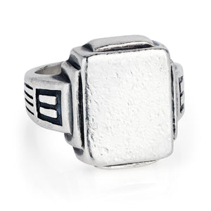 Saxony Signet Ring - Joy Everley Fine Jewellers, London