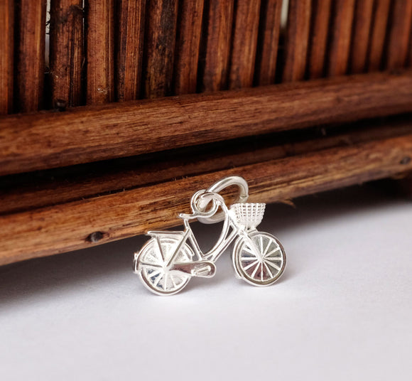 Bicycle Charm - Joy Everley Fine Jewellers, London