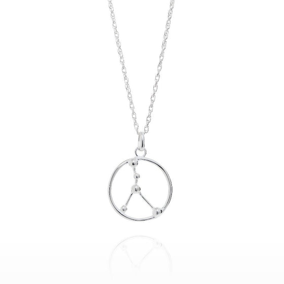 Cancer Astrology Necklace - Joy Everley Fine Jewellers, London