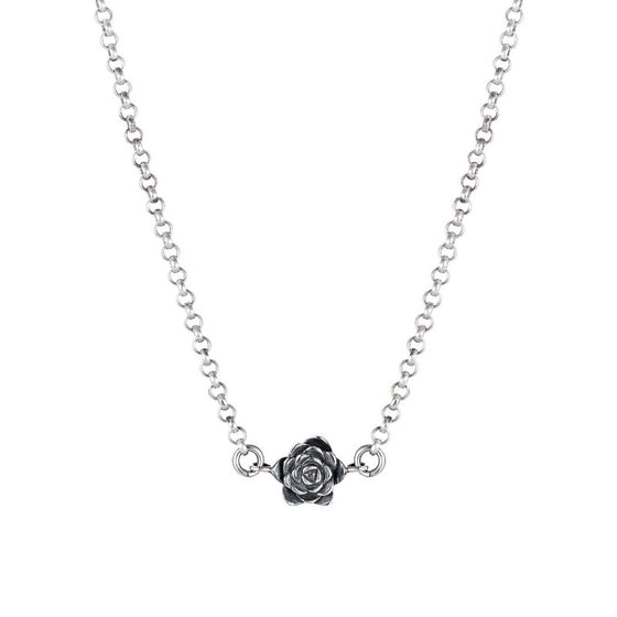 Echeveria Necklace - Joy Everley Fine Jewellers, London
