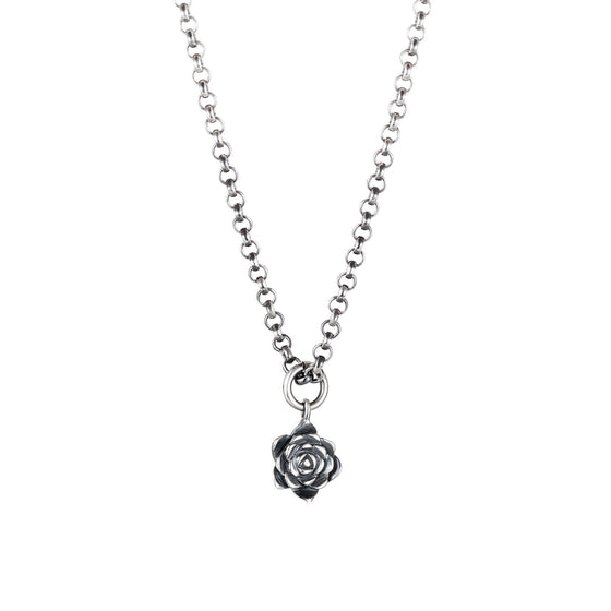 Echeveria Pendant Necklace - Joy Everley Fine Jewellers, London