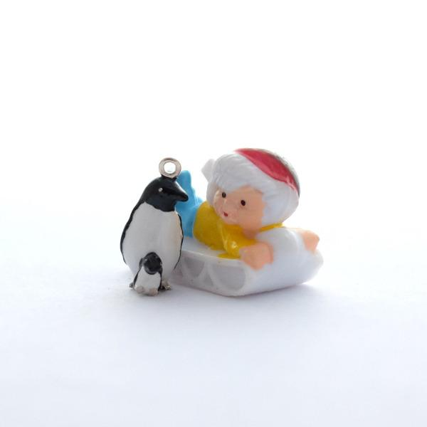 Penguin Charm - Joy Everley Fine Jewellers, London