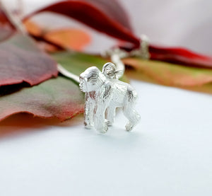 Gorilla Charm - Joy Everley Fine Jewellers, London