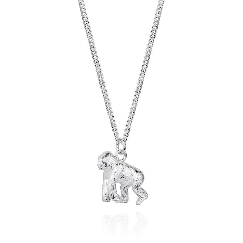 Gorilla Necklace - Joy Everley Fine Jewellers, London