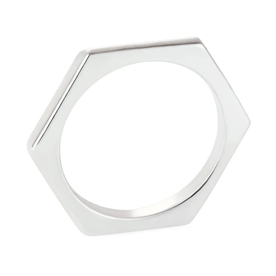Hexagon Ring - Joy Everley Fine Jewellers, London