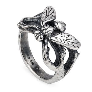 Hoverfly Ring - Joy Everley Fine Jewellers, London