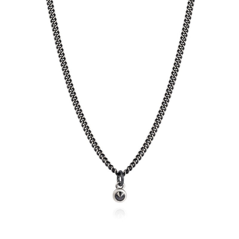 products dor house necklace of star black kdor k diamond