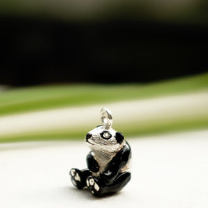 Panda Silver Charm by Joy Everley