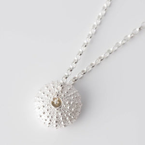 Small Sea Urchin Necklace