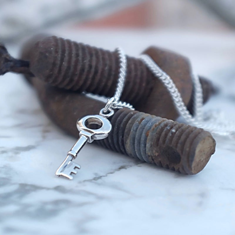 Key Heavier Necklace