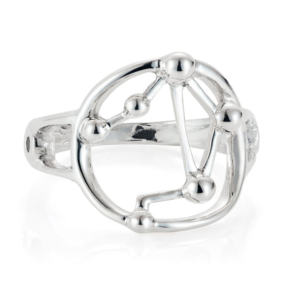 Libra Astrology Ring