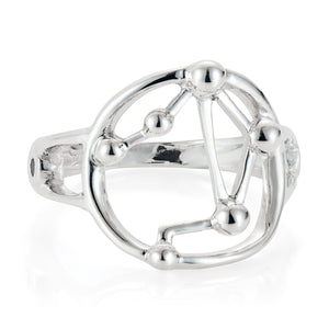 Libra Astrology Ring - Joy Everley Fine Jewellers, London