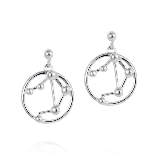 Libra Astrology Earrings