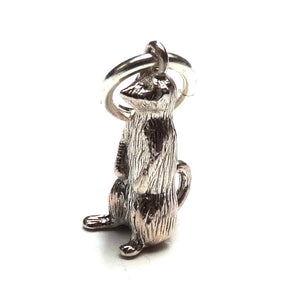 Meerkat Charm - Joy Everley Fine Jewellers, London