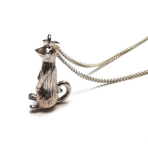 Meerkat Necklace - Joy Everley Fine Jewellers, London