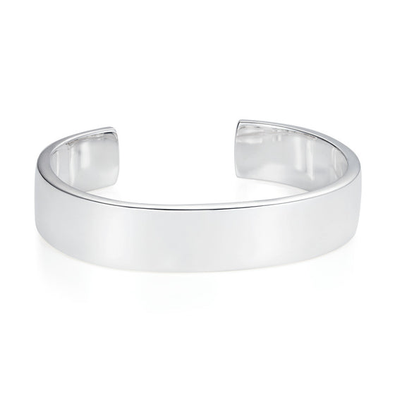 Wide Men's Cuff - Joy Everley Fine Jewellers, London