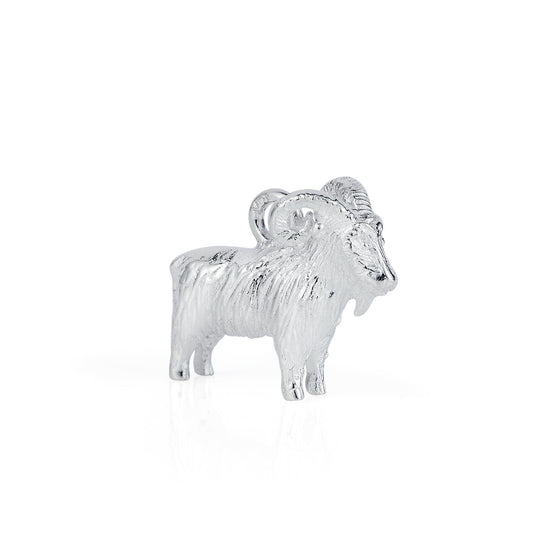 Mountain Goat Charm