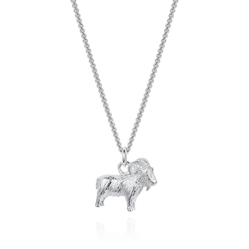 Mountain Goat Necklace