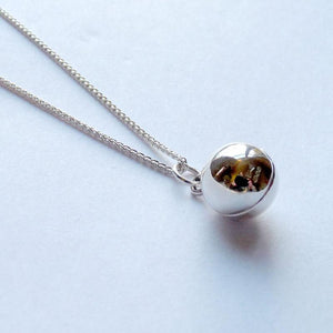 Mouse Locket Necklace - Joy Everley Fine Jewellers, London