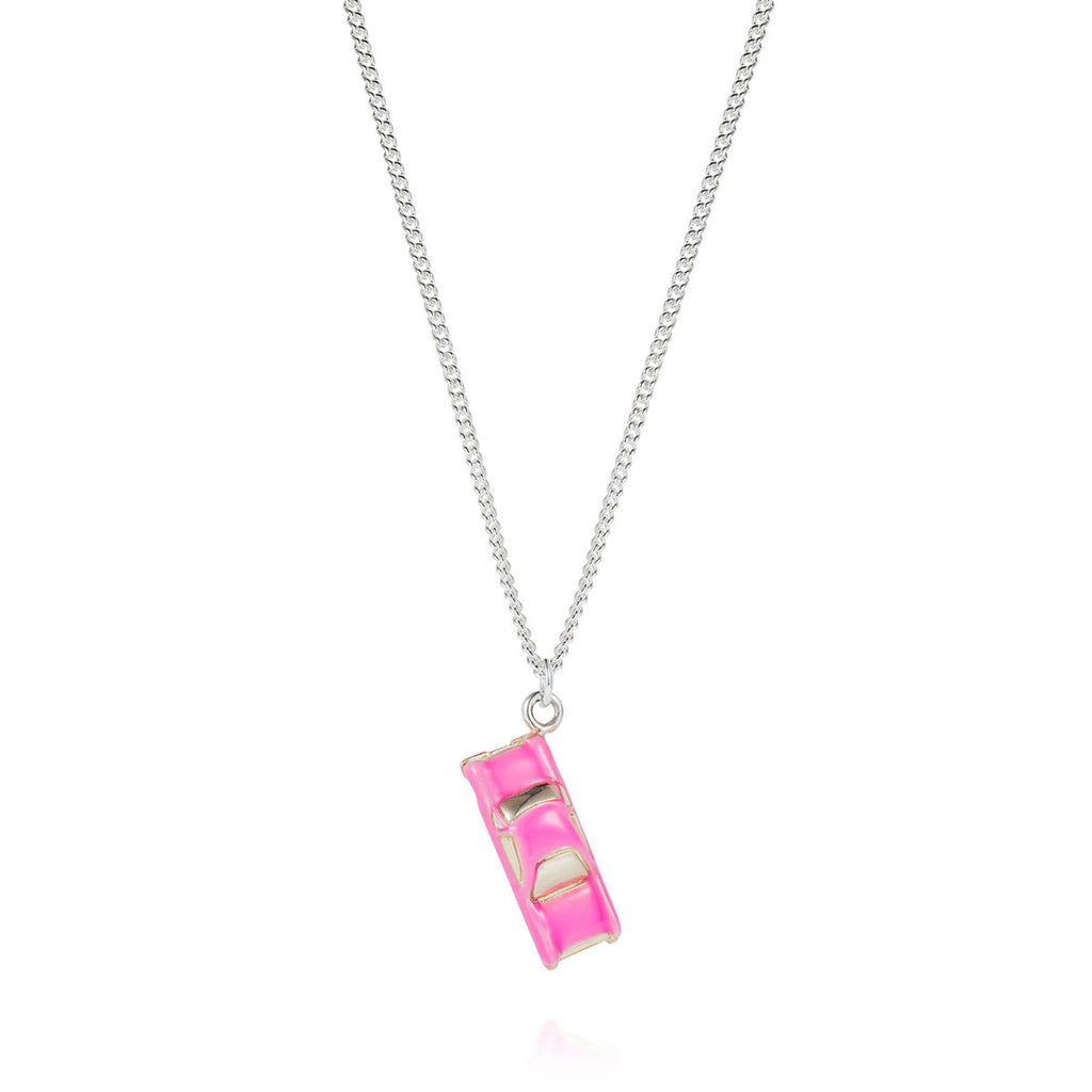 Pink Cadillac Necklace - Joy Everley Fine Jewellers, London