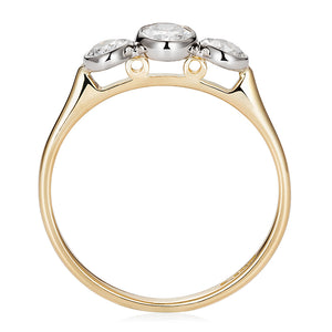 Queen Elizabeth, 18ct Fairtrade Gold Engagement Ring