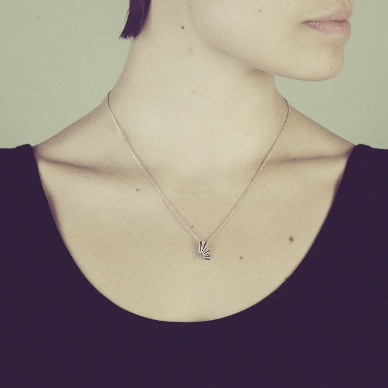 Ray E Necklace