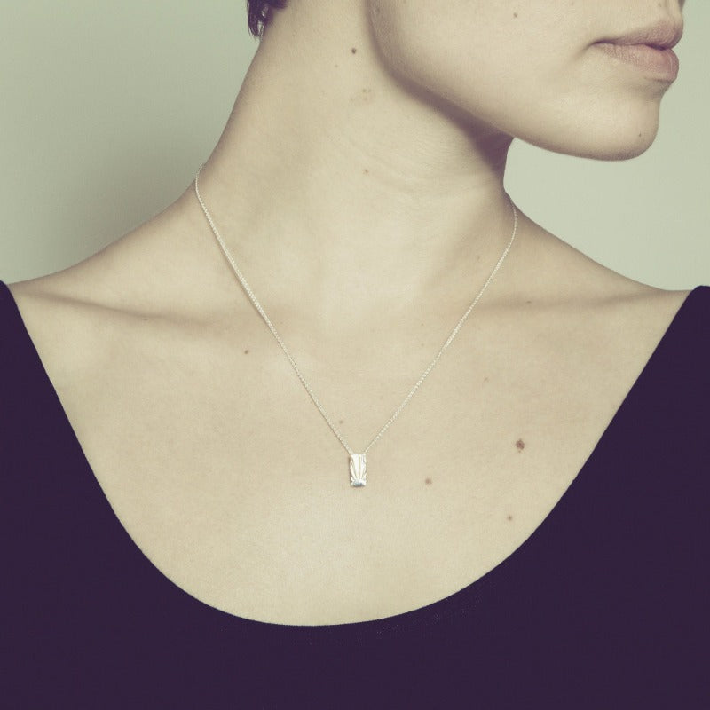 Ray I Necklace - Joy Everley Fine Jewellers, London