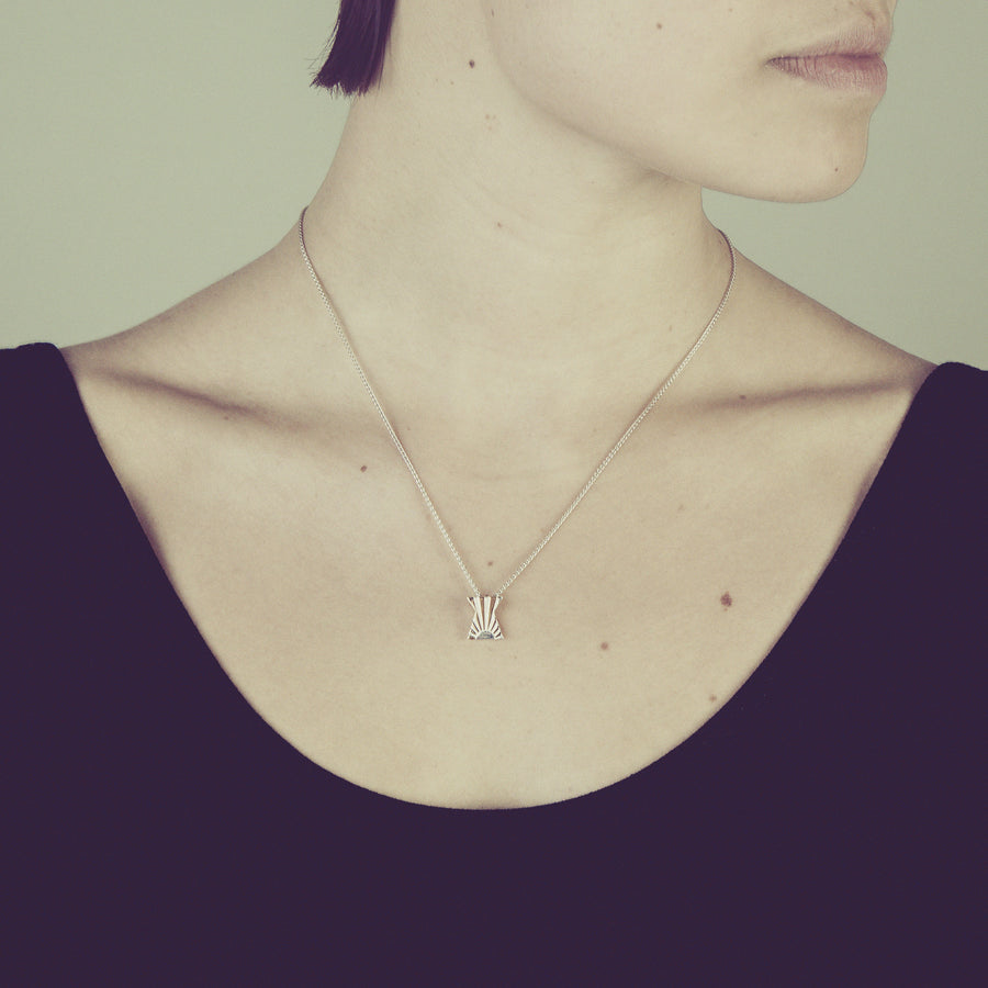 Ray X Necklace - Joy Everley Fine Jewellers, London