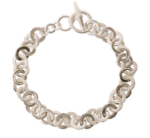 Rings On Rings Bracelet - Joy Everley Fine Jewellers, London