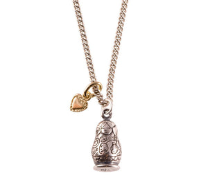 Russian Doll Necklace - Joy Everley Fine Jewellers, London