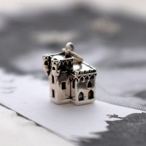 Castle Charm - Joy Everley Fine Jewellers, London