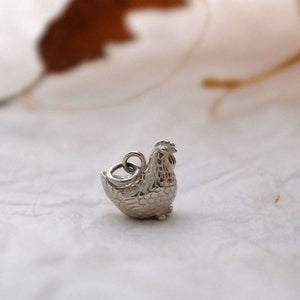Chicken Charm - Joy Everley Fine Jewellers, London